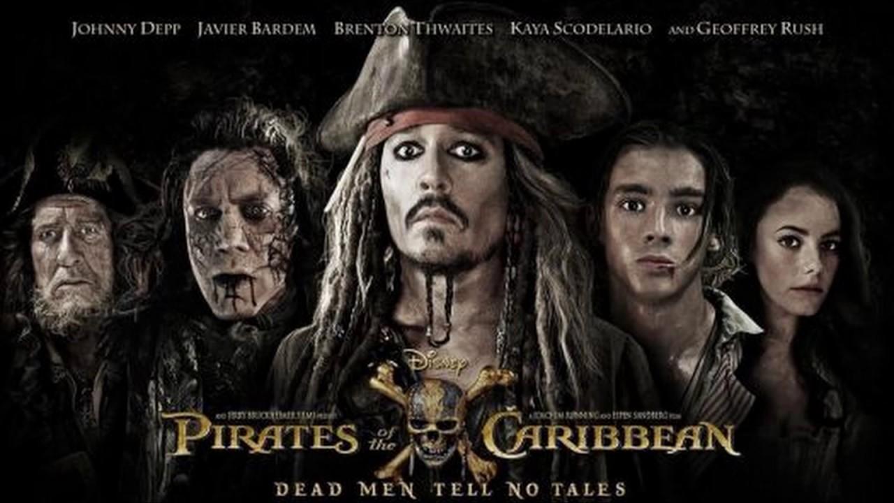 0f848de5d584f Trailer Music Pirates of the Caribbean Dead Men Tell No Tales - Soundtrack  Pirates of the Caribbean