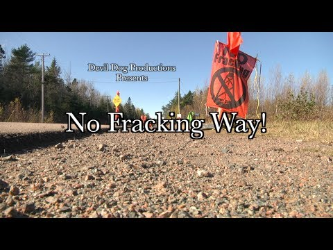 Elsipogtog: No Fracking Way!