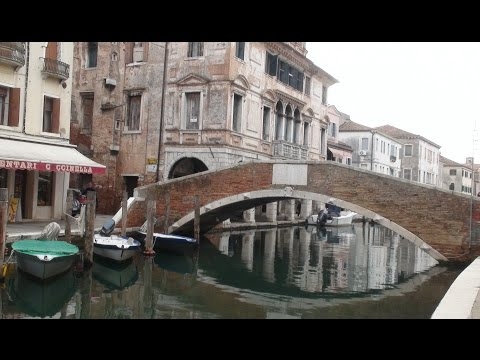 A walk in Chioggia  - Italy