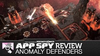 Anomaly Defenders | iOS iPhone / iPad Gameplay Review - AppSpy.com