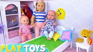 Cooking Pancakes Breakfast Doll Kitchen Toys المطبخ دمية Puppenküche  cuisine poupée  cozinha boneca