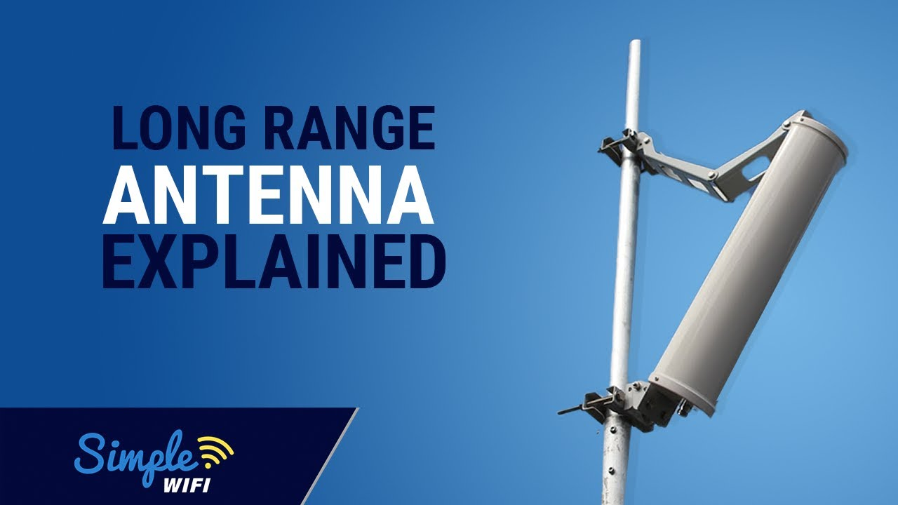 Sectorial WiFi Antennas: Our pick for the most versatile long range WiFi  antenna