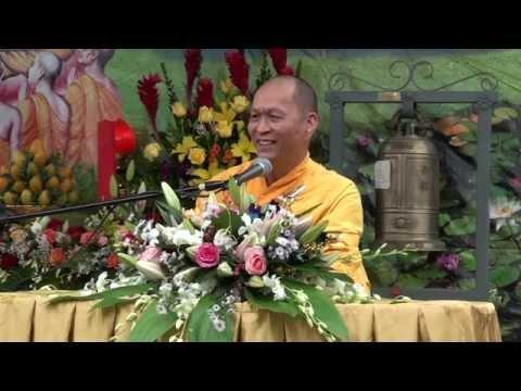 KINH MUNG DAI LE PHAT DAN PL 2559 TAI CHUA HUE QUANG -SANT   A    ANA NGAY 31-05-2015