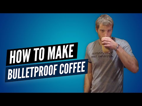 How To Make Bulletproof Coffee ® | IMPOSSIBLE