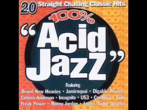 US3 Feat Rashaan - 100 Acid Jazz - Cantaloop