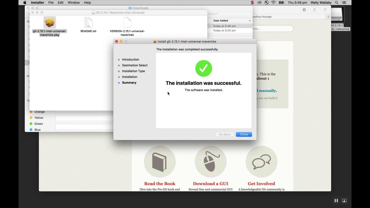 Setting up Git on macOS - Bitbucket