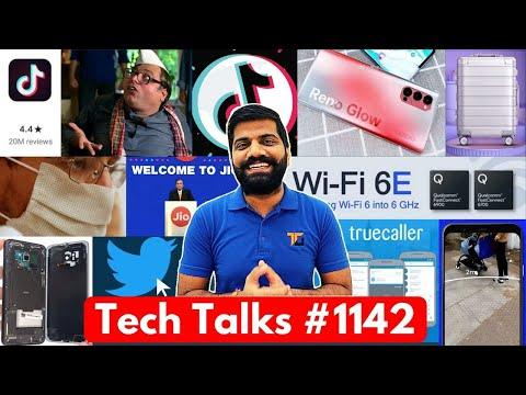 Tech Talks #1142 - 4.75Cr Indian Data Leak, 11 Digit Mob No , TikTok 4.4⭐️, Xiaomi Surprise, Reno 4