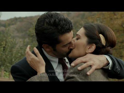 Mahir & Feride Story Ep 12 _ English [HD] First Kiss