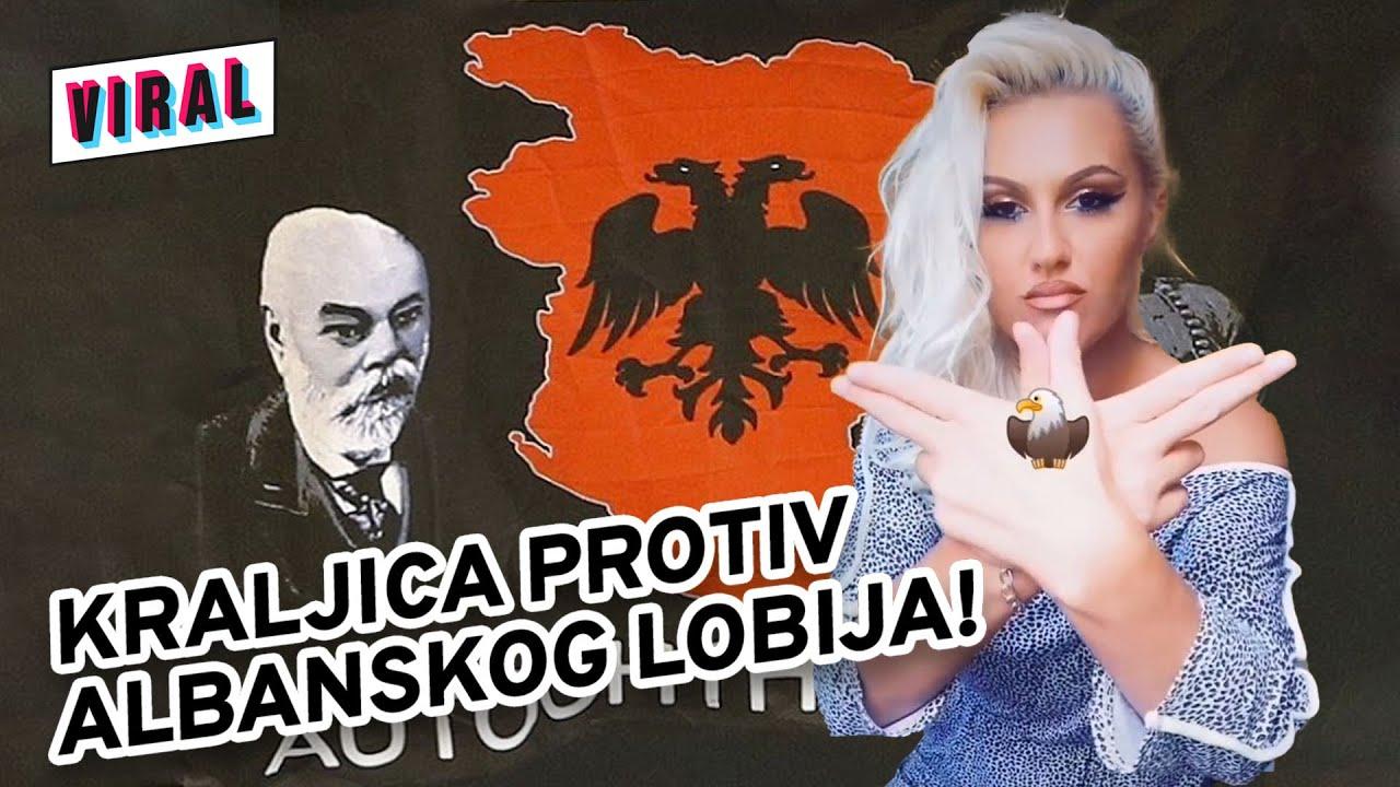 KRALJICA SRPSKIH ORLOVA: Podigla tri prsta i napravila revoluciju!