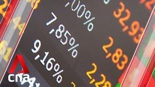 Hong Kong protests: Hong Kong stocks fall 1.7%