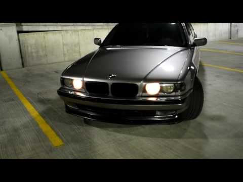 vlog 2 1999 BMW 740IL!