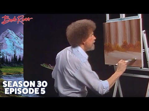 Bob Ross - A Copper Winter (Season 30 Episode 5)