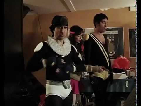 PIOTTA feat. Caparezza & Trio Medusa - TROPPO AVANTI (backstage)