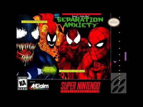 SNES   Spider-man & Venom:  Separation Anxiety OST