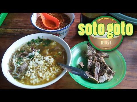 Soto Goto  Yang Paling Ngangeni di Salatiga