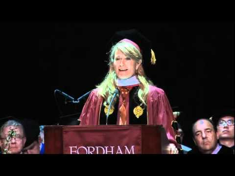 Lead with your whole self: Jacqueline Novogratz at Fordham's Graduate School of Business