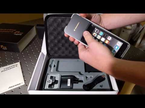 Lighting Passport PRO Flagship Spectrometer - What's in the box