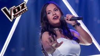 Andra canta 'Ven a mi casa esta Navidad' | Rescates | La Voz Teens Colombia 2016