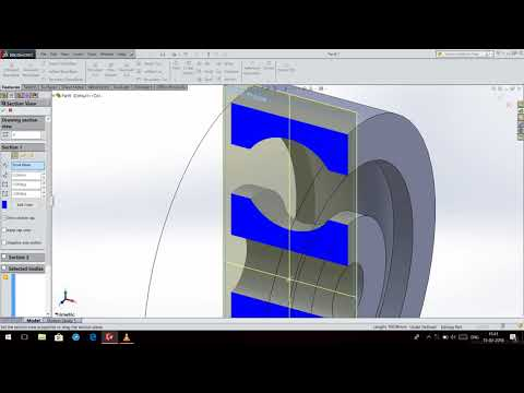 ball bearing 2 SOLIDWORKS
