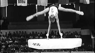 Спортивная гимнастика, Мужчины, размышления, перспективы