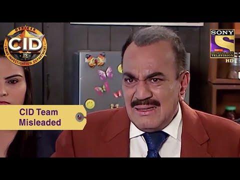 Your Favorite Character | Criminal Misleads The CID Team | CID