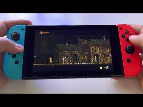 Guild of Darksteel | Nintendo Switch V2 handheld gameplay |