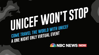 Watch: Cher, Pink, Millie Bobby Brown and More Join UNICEF Won't Stop! | NBC News