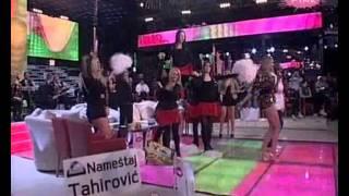 Rada Manojlovic - Marakana - Narod pita - (TV Pink 28.11.2011.)