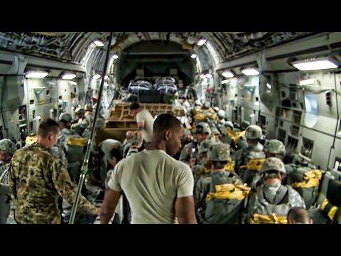 USARAK Soldiers Rig & Jump • 4th Brigade Combat Team Airborne