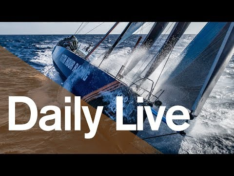 Daily Live – Thursday 24 May | Volvo Ocean Race