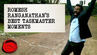 Romesh Ranganathan's Best Taskmaster Moments