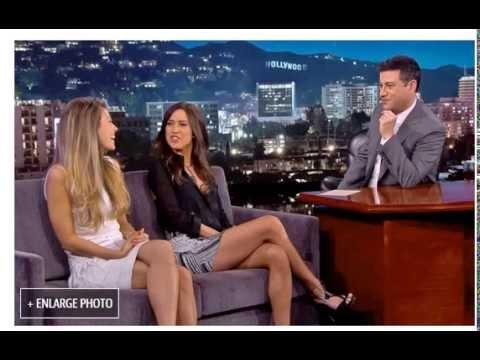 New Bachelorettes Britt Nilsson And Kaitlin Bristowe Break Up With Jimmy Kimmel