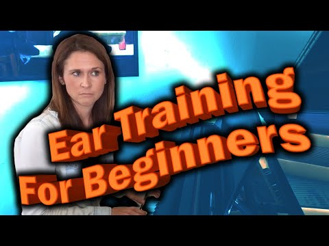 Ear Training For Beginners (Part 1)