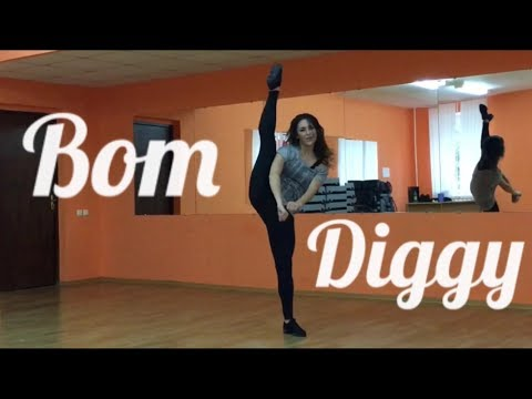 Bom Diggy | Bollywood Dance | Olga73il | Zack Knight | Jasmin Walia