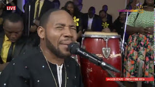 Chris Morgan Powerful Worship Live in Lagos