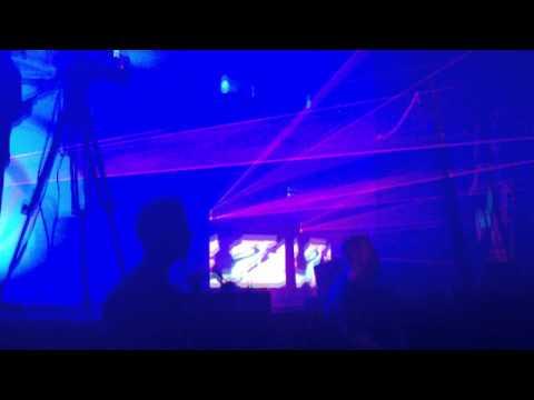 Aphex Twin - Live Copenhagen 2011 Tap1