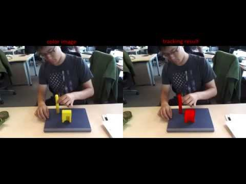 Real-time 3D Tracking of Multiple Objects with Identical Appearance