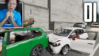 Accident - Part 1 - Car Crash First Responder Simulator