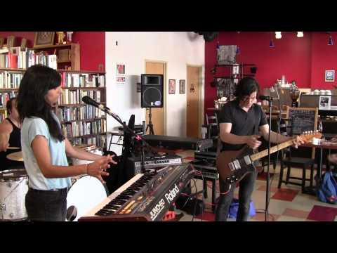 The Big Sleep play an in-store @ Mojo Books And Music - Tampa Florida 5/26/20