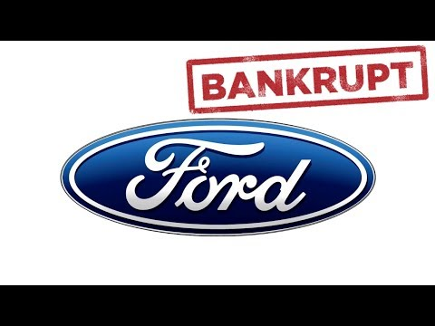 How FORD Went BANKRUPT!