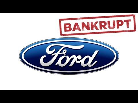 How FORD Went BANKRUPT!
