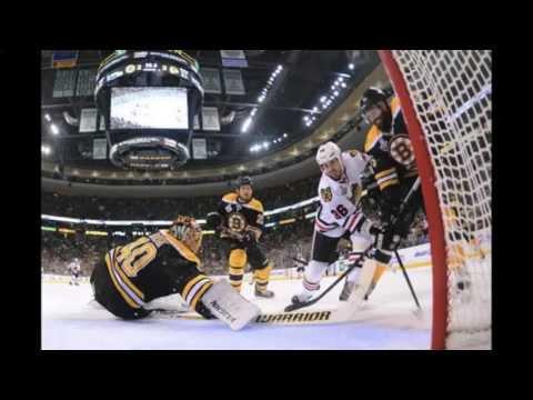 2013 Stanley Cup Finals Game 6: 5 Calls of 2 Goals in 17 Seconds