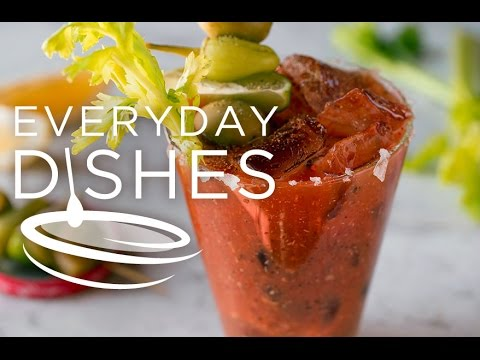 How to make a good bloody mary mix