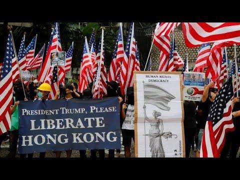 Час Ивана Денисова • Обама против демократов - в продолжение темы • Как Трамп стал героем Гонконга