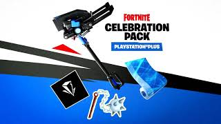 New Fortnite PS Plus Celebration pack announced by PS Greece