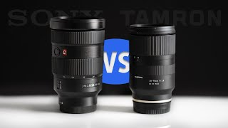 Tamron 28-75 f/2.8 vs Sony 24-70 f/2.8 GM : Comparison and Review