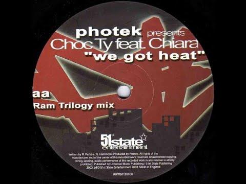 Photek - We Got Heat (Ram Trilogy Remix)