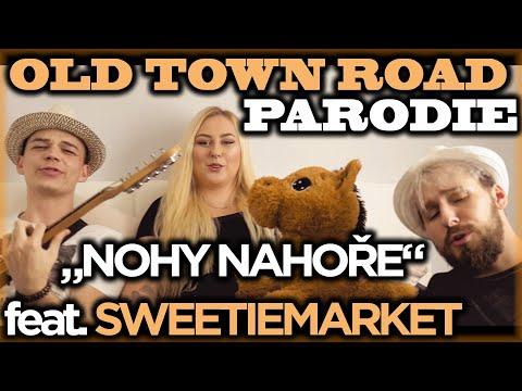 NOHY NAHOŘE (OLD TOWN ROAD PARODIE) | Jounas & Radkolf Feat. Sweetiemarket
