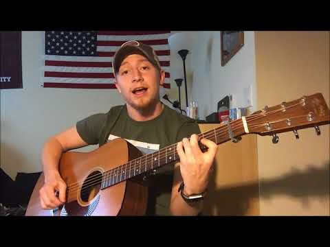 """""""All On Me"""" by Devin Dawson - Cover by Timothy Baker"""