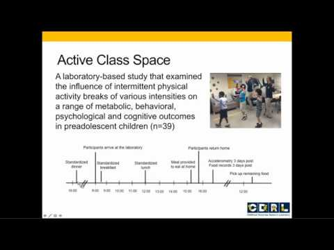 OAAA Lunch & Learn: Exercise Interventions that Work